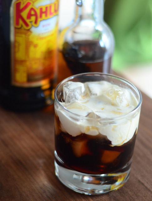 Barrel Aged Vanilla White Russian