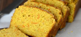 Carrot Oatmeal Quick Bread