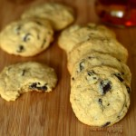 Brown Sugar Bourbon Chocolate Chunk Cookies