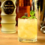 Ginger Bourbon Smash