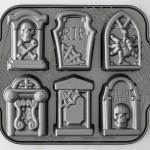 Nordic Ware Halloween Tombstone Cakelet Pan
