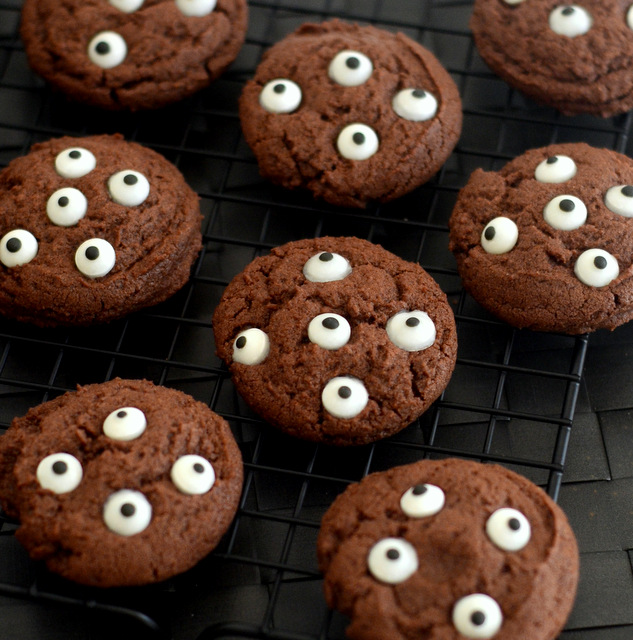 Fudge Monster Cookies