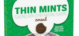 General Mills Launches Girl Scout Cookie Breakfast Cereals