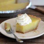 Baking Bites for Craftsy: Vinegar Pie
