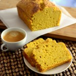 Coconut Pumpkin Bread