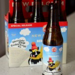 New Belgium Ben & Jerry's Chocolate Chip Cookie Dough Ale, reviewed