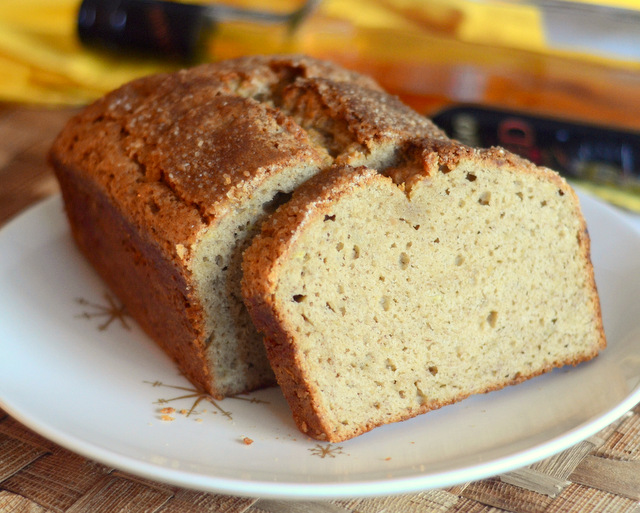 Spiced Rum Banana Bread