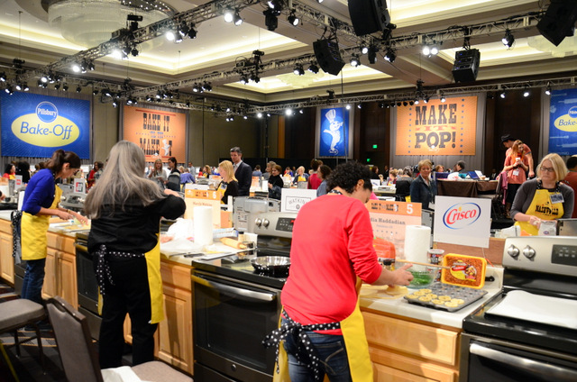 47th Pillsbury Bake-Off in Nashville