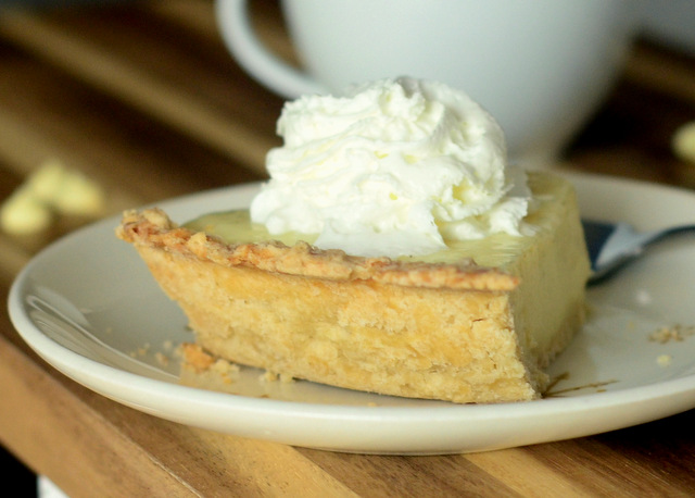 No-Roll Brown Butter Pie Crust