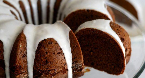 Baking Bites for Craftsy: Easy Gingerbread Bundt