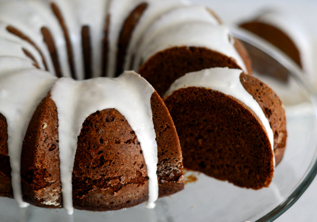 Baking Bites for Craftsy: Easy Gingerbread Bundt