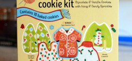 Trader Joe's Ugly Sweater Cookie Kit, reviewed