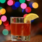 Lingonberry Hot Toddy