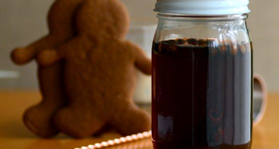 Homemade Gingerbread Rum