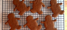 Baking Bites for Craftsy: Gluten Free Gingerbread Men