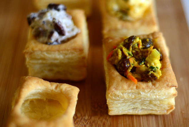 Baking Bites for Craftsy: How to Make Vol au Vents
