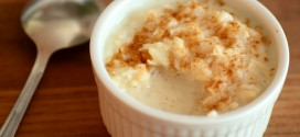 Maple Coconut Rice Pudding