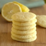 Meyer Lemon Snickerdoodles