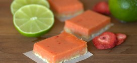 Strawberry Limeade Bars