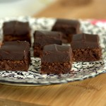 Baking Bites for Craftsy: Chocolate Truffle Brownies