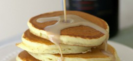 Irish Cream Pancakes