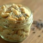 Sugared Lavender Almonds