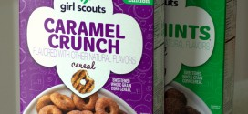 Girl Scouts Caramel Crunch & Thin Mint Cereals, reviewed