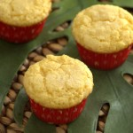 Passion Fruit Coconut Muffins