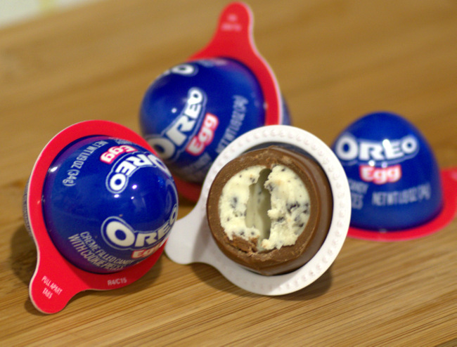 Oreo Eggs, reviewed