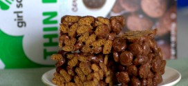 Girl Scouts Thin Mints Cereal Treats