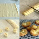 Baking Bites for Craftsy: Step-by-Step Palmiers