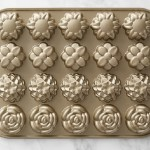 Nordic Ware Flower Petits Fours Pan