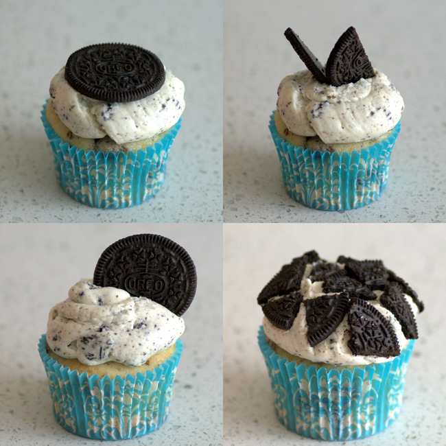 Baking Bites for Craftsy: How to Make Oreo Cupcakes