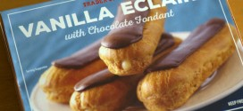 Trader Joe's Vanilla Eclairs, reviewed