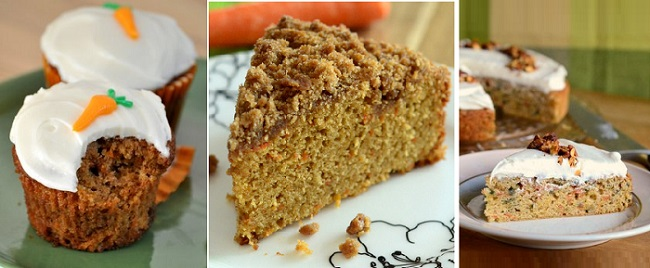 6 Great Carrot Cake Recipes for Celebrating Easter
