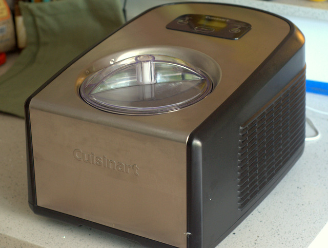 Cuisinart ICE-100 Compressor Ice Cream Maker, reviewed