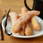 Vanilla Bean Mini Churros