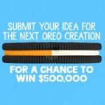 Oreo's $500K Cookie Creation Contest