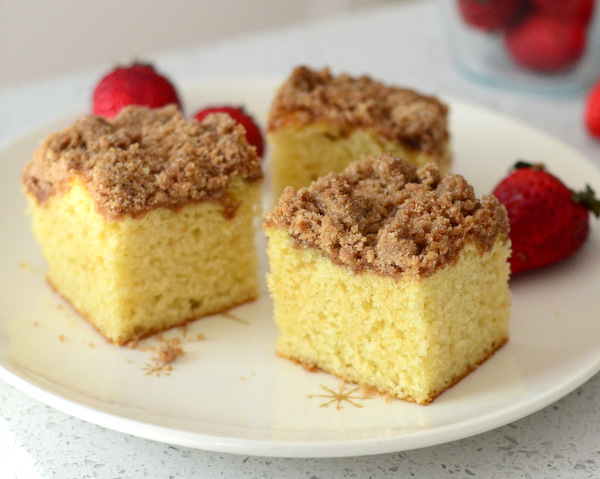 Coffee Cake Recipes for Mother's Day
