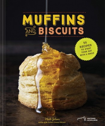 Mufffins and Biscuits Cookbook