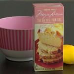 Trader Joe's Meyer Lemon Cake Mix, reviewed
