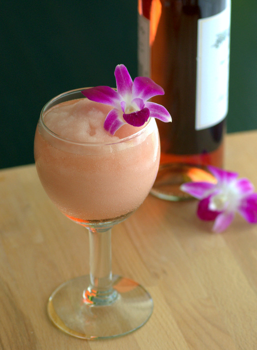 How to Make Frosé (a.k.a. Frozen Rosé)