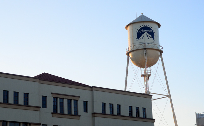 LA Times The Taste at Paramount Studios