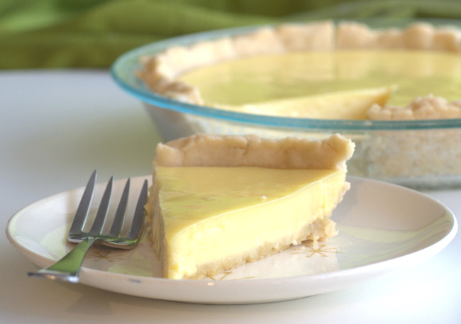 Gluten Free Key Lime Pie