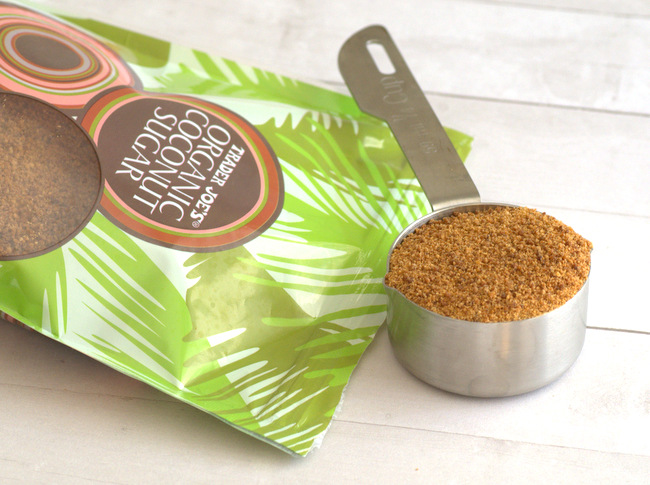 How to Use Coconut Sugar in Baking