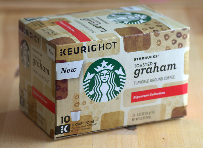 Starbucks Graham K-Cups