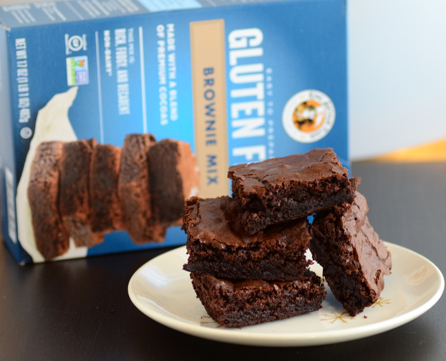 King Arthur Gluten Free Brownie Mix, reviewed