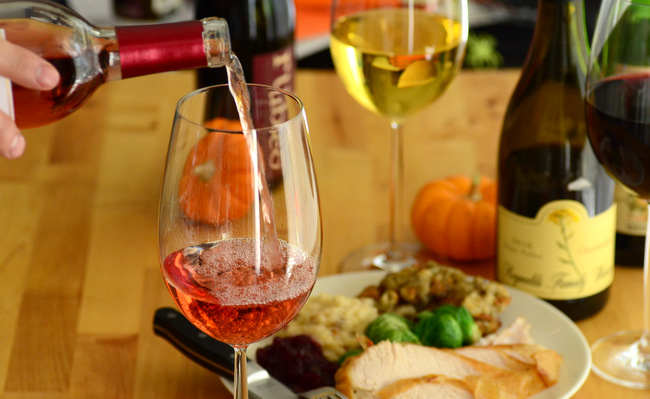 How to Pair Wine With Thanksgiving Dinner