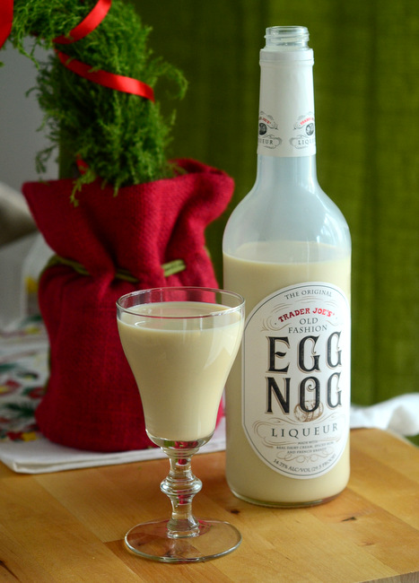 Trader Joe's Eggnog Liqueur, reviewed