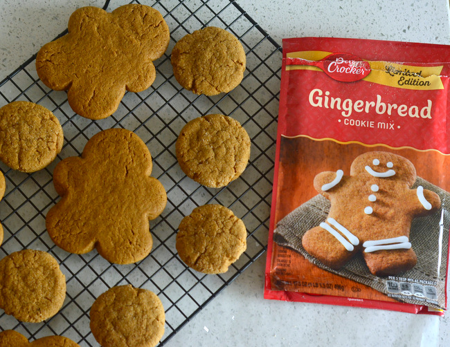Betty Crocker Gingerbread Cookie Mix, reviewed